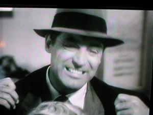 Arsenic et Vieilles Dentelles, Cary Grant