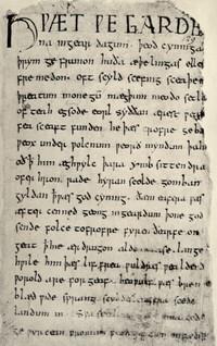 Beowulf dans le texte
