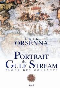 Erik Orsenna et son portrait du Gulf-Stream