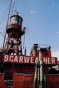 Scarweather, bateau phare