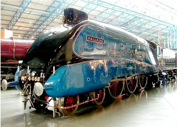 Locomotive Mallard