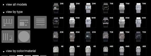montres Nooka watch