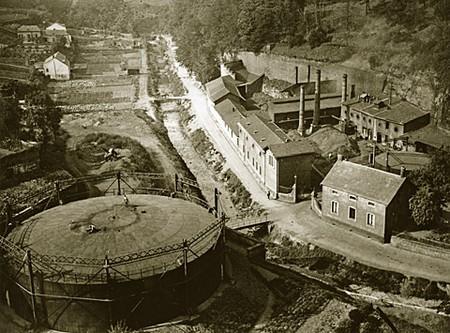 Industriegeschicht vu Lëtzebuerg