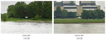 Rheinkilometer-Projekt