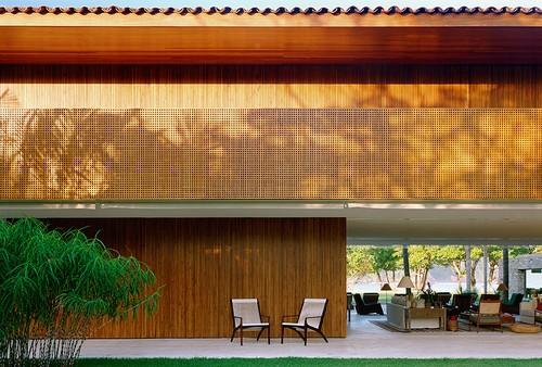 Laranjeiras House - Marcio Kogan